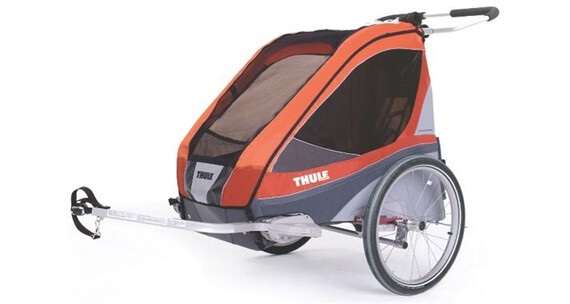 Thule Chariot Corsaire 1 + Cycle Kit Apricot (10100232)